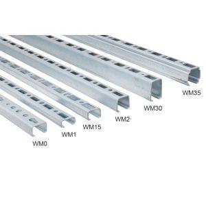 Монтажний профіль Walraven Rapid Rail 3
