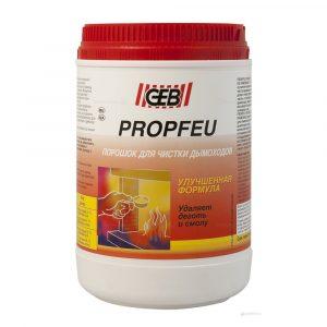 Порошок GEB Propfleu Poudre De Ramonage 900г 5